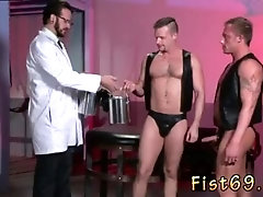 Twink fisting shit and gay leather fisting|63::Gay