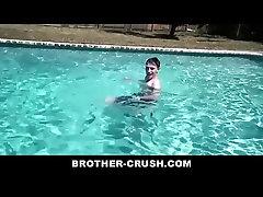 Skinny Stepbro Sucks And Deepthroat Two Cocks - BROTHER-CRUSH.COM