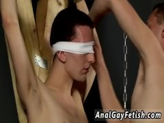Older men gay twinks bondage Aiden likes to