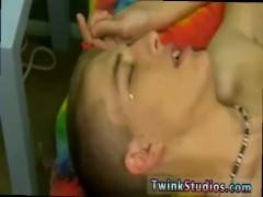 Cute boy gay twink blowjob Jacobey London