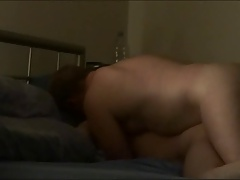 Daddy Unloads in his Boy's Tight Ass