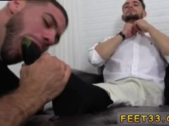 Young gay twink feet fetish tube and feet