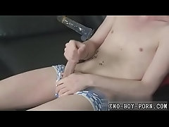 Emo porn gay Sean Taylor returns this week with a killer fresh solo!