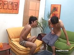 Latin Twinks Samir and Juan Carlos Fuck