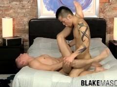 Danny Montero pounds his Asian boyfriend Yoshi Kawasaki