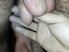 Perv daddy playing the 18 yo bitch slave 1