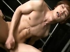 Cute Gay Japanese Twinks Gets Fucked