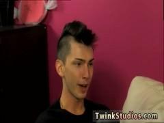 Sissy emo boys gay twinks Colby London has