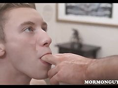 Mormon Boy Fucked By Church President While Elder Watches