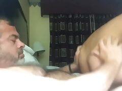 Bearish Dad Fucks Twink