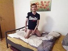 Geiles Treiben auf dem Bett