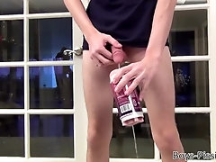 Big dick twink pissing and jacking off until he cums|38::HD,63::Gay,1961::Cum Shot,2001::Fetish,2121::Solo Male,2141::Twink