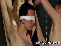Older men gay twinks bondage Aiden likes to