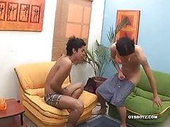 Latin Twinks Samir and Juan Carlos Fuck