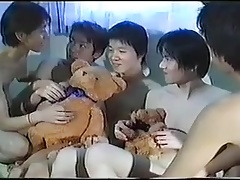 Japanese Boys Party