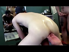 First time gay twinks fisting First Time Saline Injection for Caleb