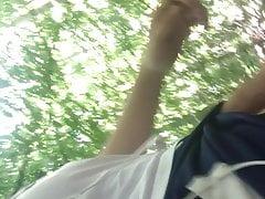 Teen public outdoor free balling gay